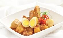 Thịt kho trứng thơm ngon
