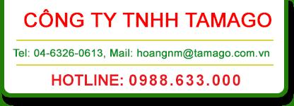 Banner Công ty TNHH Tamago